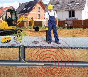 Ricerca tubazione interrata rileva perdite - Come trovare perdita acqua da un tubo interrato ...